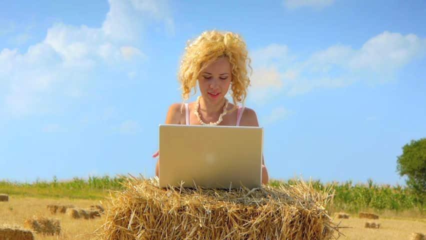 Op vakantie in het buitenland en toch internet
