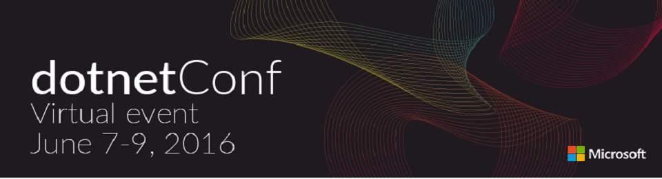dotnetConf 2016